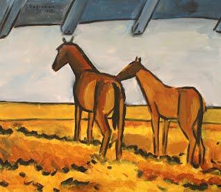 Horses 1923